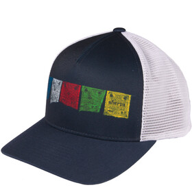 Sherpa Tarcho Trucker Hat, rathee blue